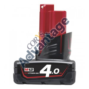 BATTERY PACK COMPACT 4.0AH REDLITHIUM-ION M12