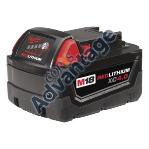 BATTERY 4.0AH REDLITHIUM-ION M18
