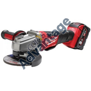 ANGLE GRINDER KIT 125MM 5IN M18 FUEL