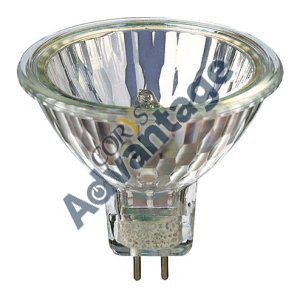 LAMP ESSPLUS MR16 50W GU5.3 12V 36D 1CT/10X5F HAL125036