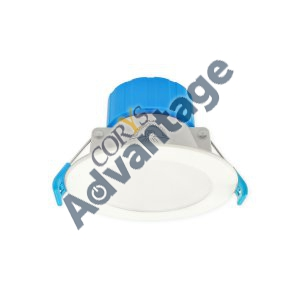 DOWNLIGHT LED RND DIM 7W CCT IC-F IP44 WHITE MARS