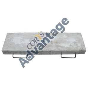 POLE BREAST BLOCK BB1200 BUSCK 1200MM CPN DELIVERED
