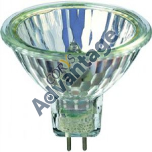 LAMP ESSPLUS MR16 50W GU5.3 12V 60D 1CT/10X5F HAL125060