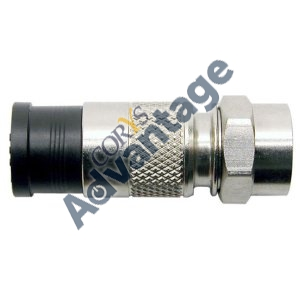 CONNECTOR SKY RG6 DUAL/QUAD SKY APPR 08MM-EX6LG