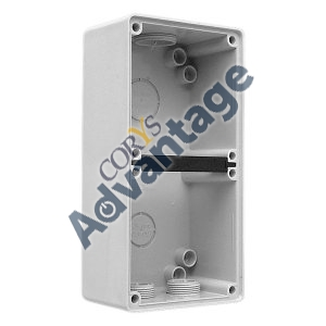 56E2 PDL ENCLOSURE 2 GANG STANDARD