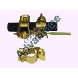 EARTH CLAMP BRASS 16MM 5/8IN 33120
