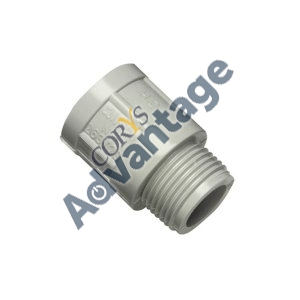 263/25GY ADAPTOR PL-SC 25MM GREY