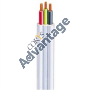 4121 CABLE TPS 10MM 2C + 4.0MM E WHITE OLX